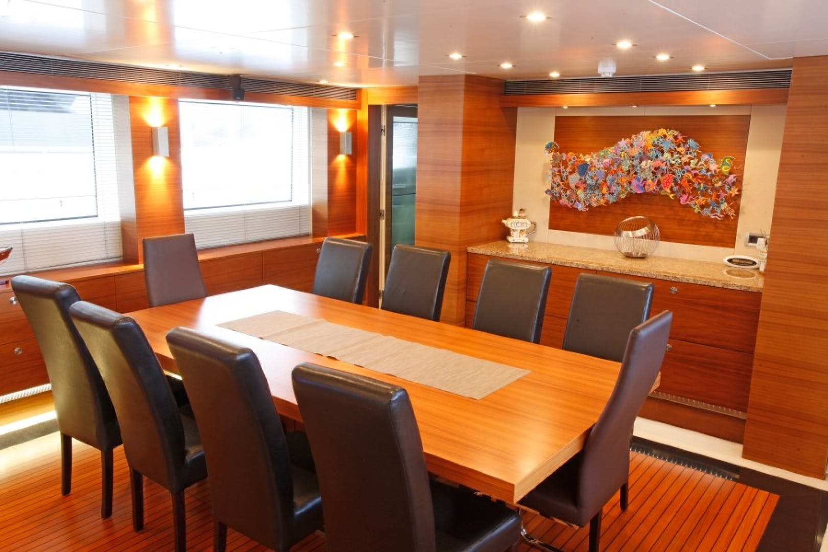 2012 Custom 138' Avangard Expedition Yacht MR MOUSE | Picture 5 of 35
