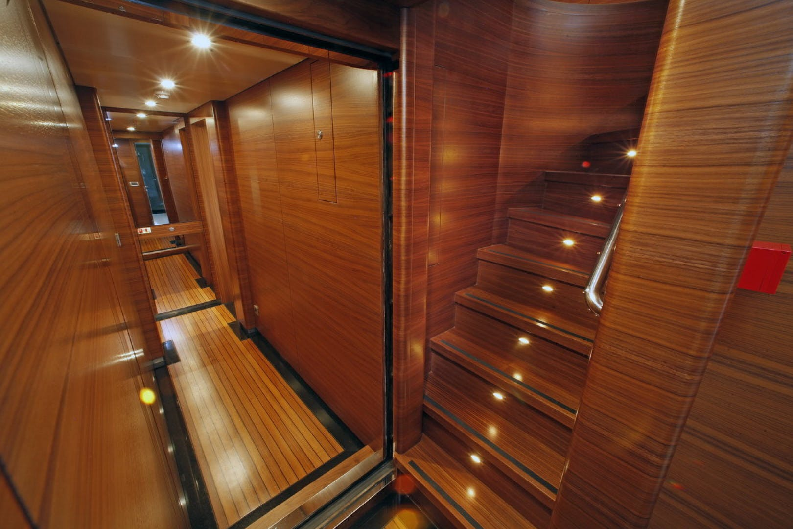 2012 Custom 138' Avangard Expedition Yacht MR MOUSE | Picture 2 of 35