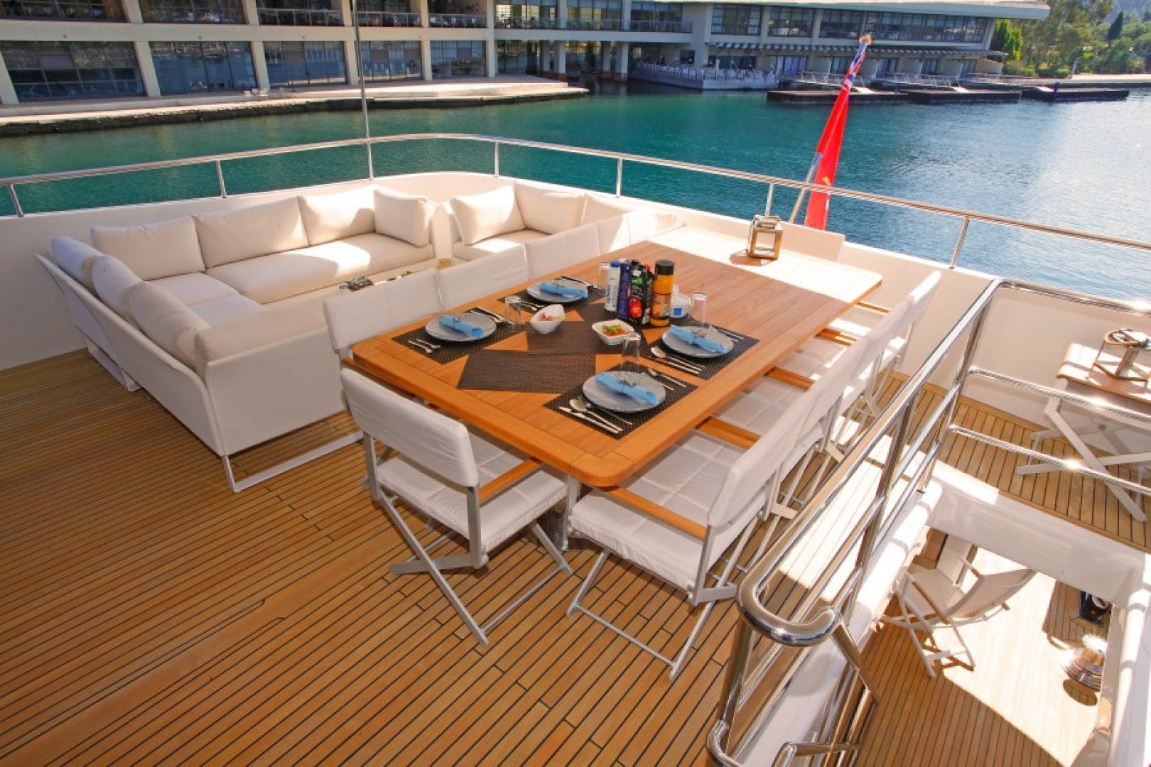 2012 Custom 138' Avangard Expedition Yacht MR MOUSE | Picture 7 of 35