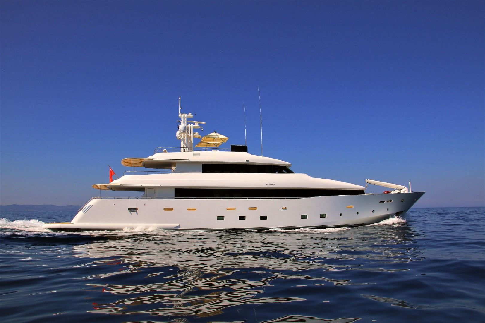 "2012 Custom 138' Avangard Expedition Yacht ""MR MOUSE"""