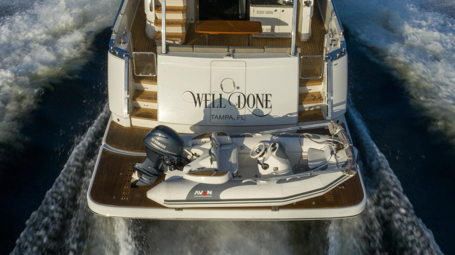 2018 Ocean Alexander 70' 70e WELL DONE   Picture 7 of 50