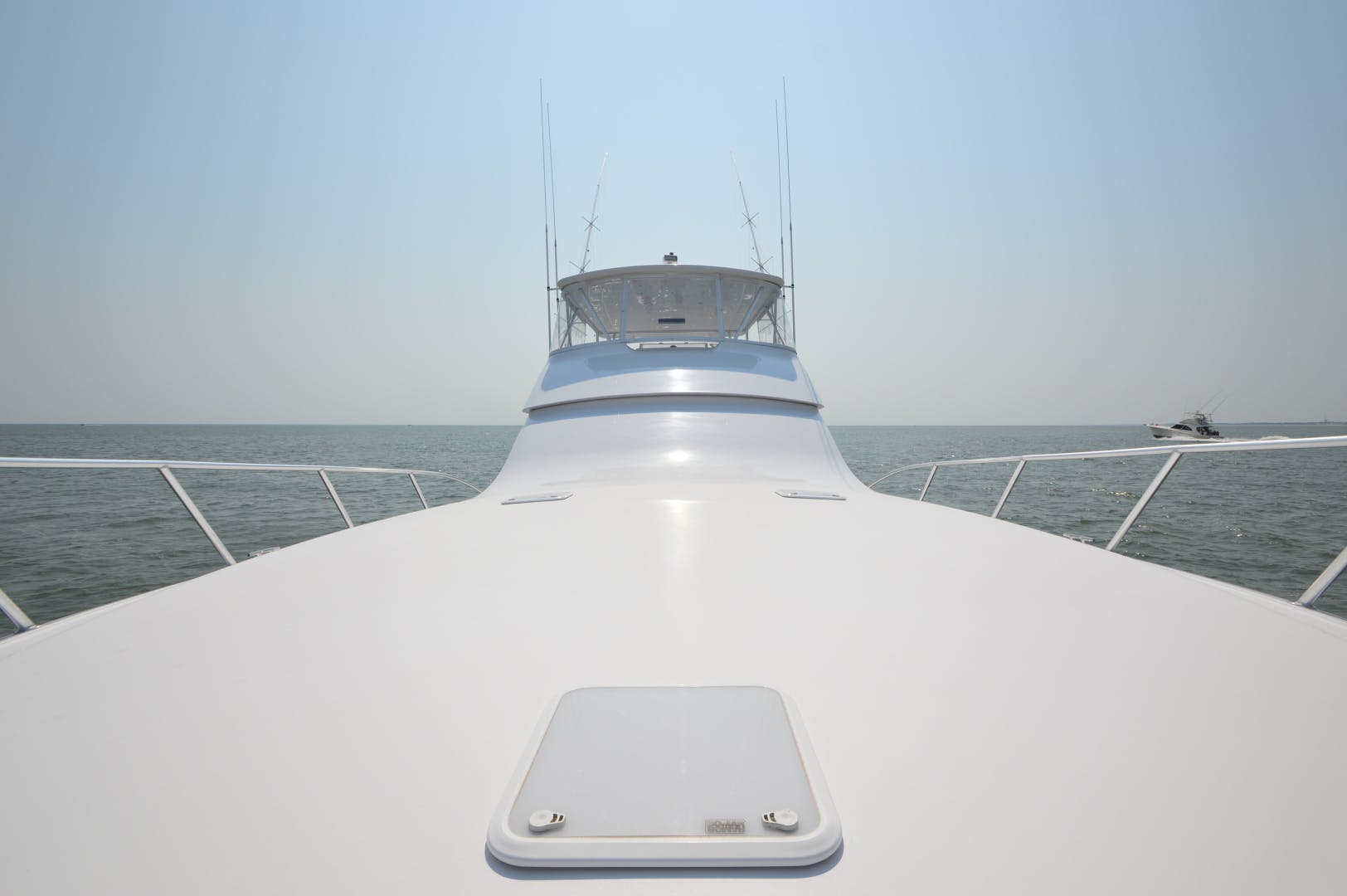 2003 Viking 61' 61 Convertible Reel Naughty   Picture 5 of 89