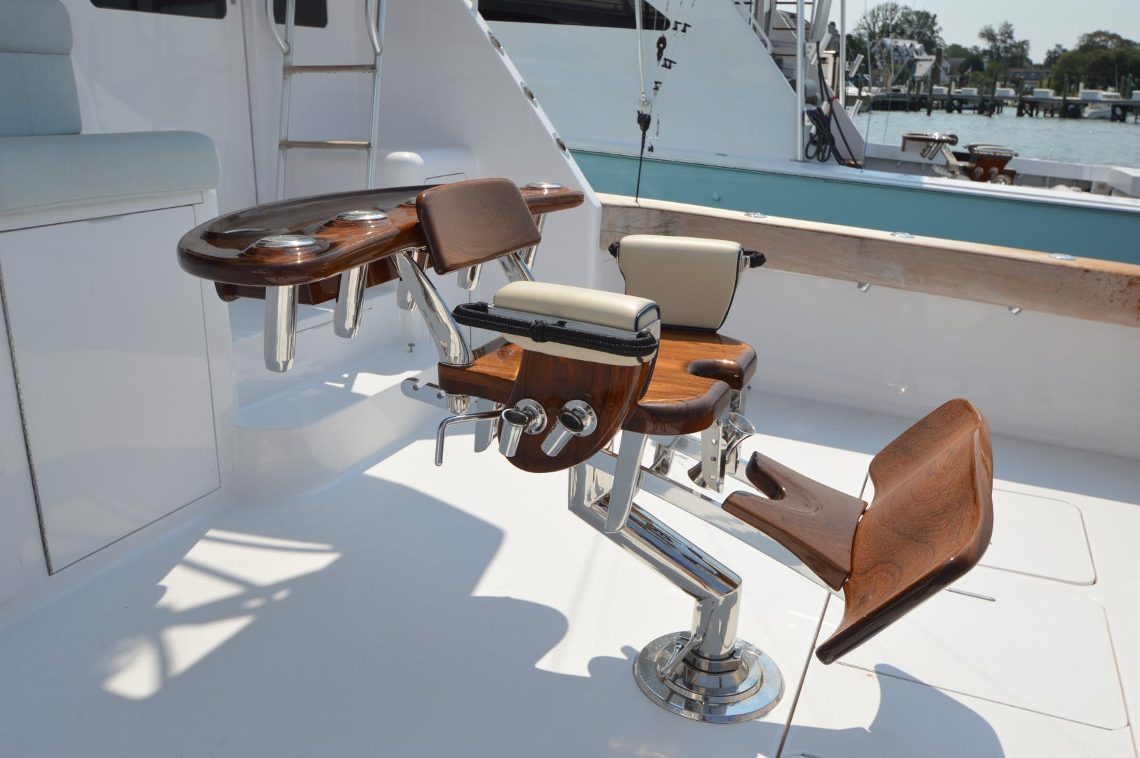 2003 Viking 61' 61 Convertible Reel Naughty   Picture 1 of 89