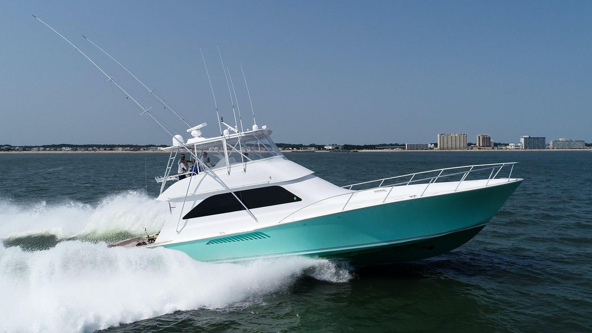 2003 Viking 61' 61 Convertible Reel Naughty   Picture 7 of 89