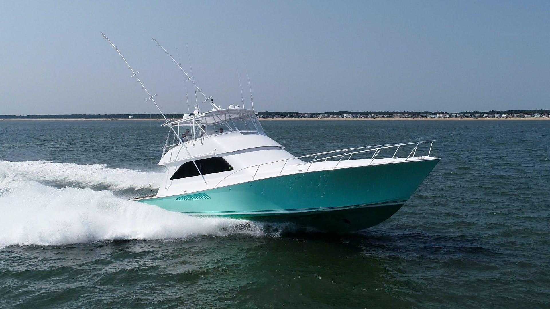 2003 Viking 61' 61 Convertible Reel Naughty   Picture 8 of 89