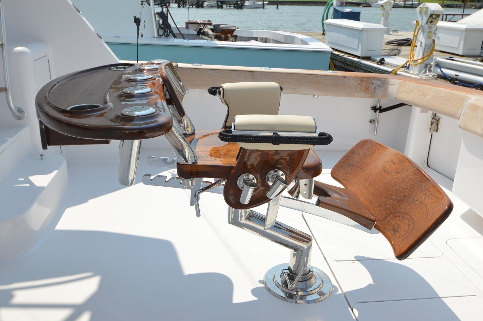 2003 Viking 61' 61 Convertible Reel Naughty   Picture 2 of 89