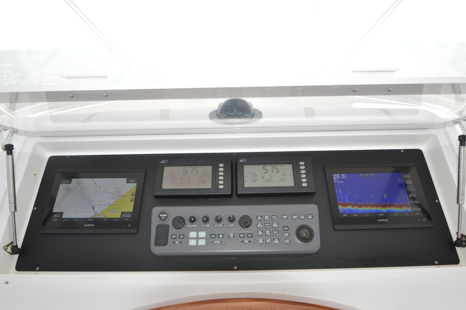 2003 Viking 61' 61 Convertible Reel Naughty   Picture 3 of 89