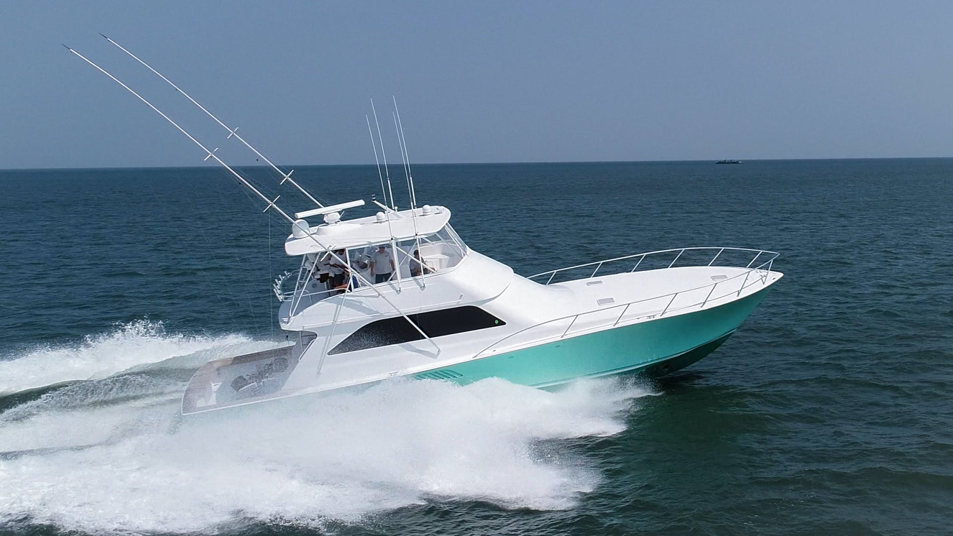 2003 Viking 61' 61 Convertible Reel Naughty   Picture 6 of 89