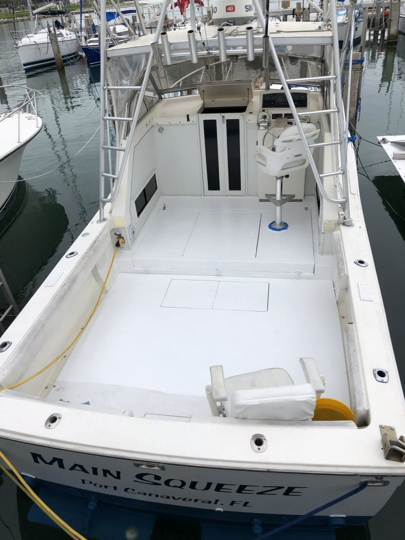 1987 Topaz 29' Express Sportfish Main Squeeze | Picture 3 of 14