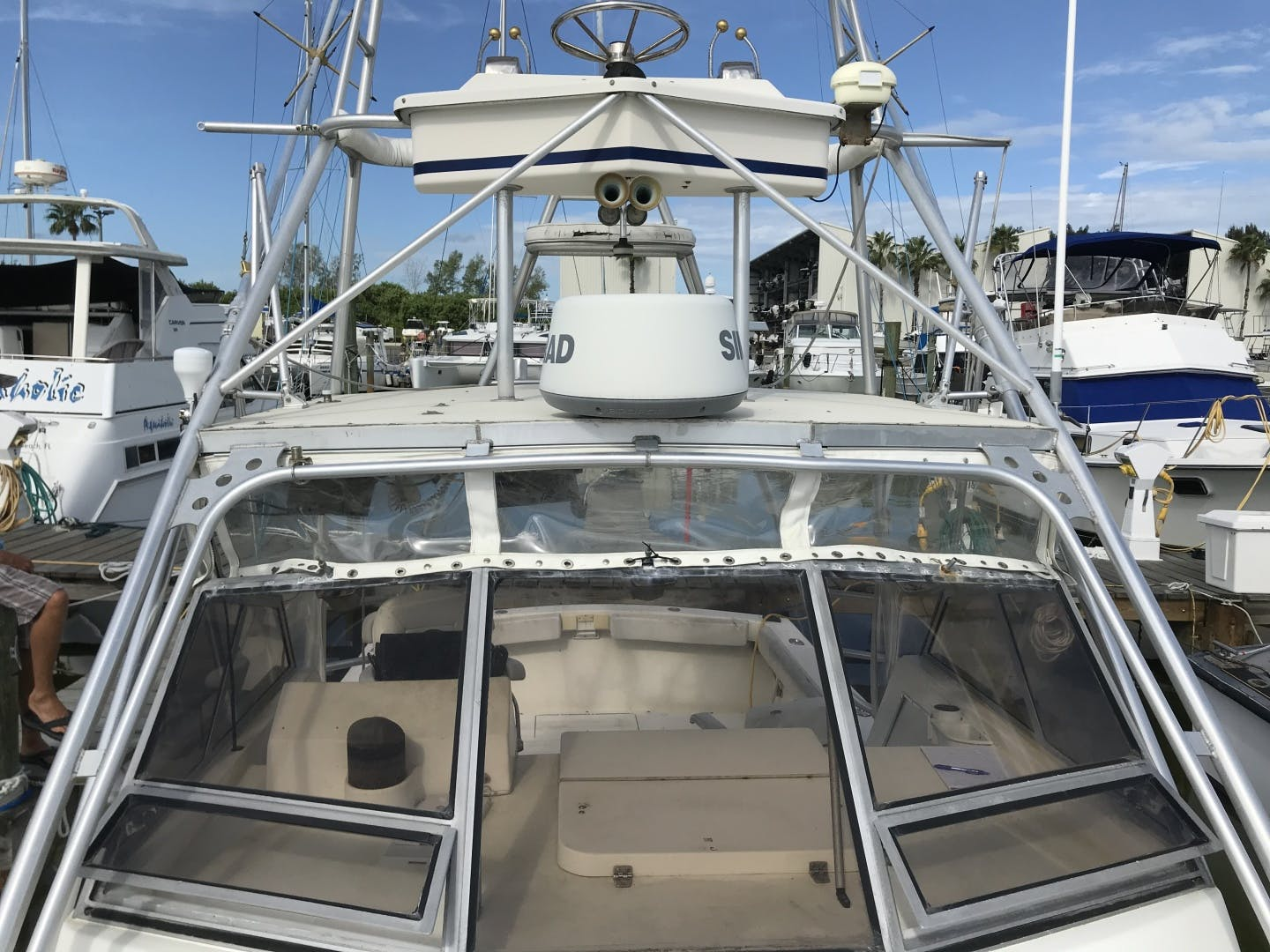 1987 Topaz 29' Express Sportfish Main Squeeze | Picture 2 of 14
