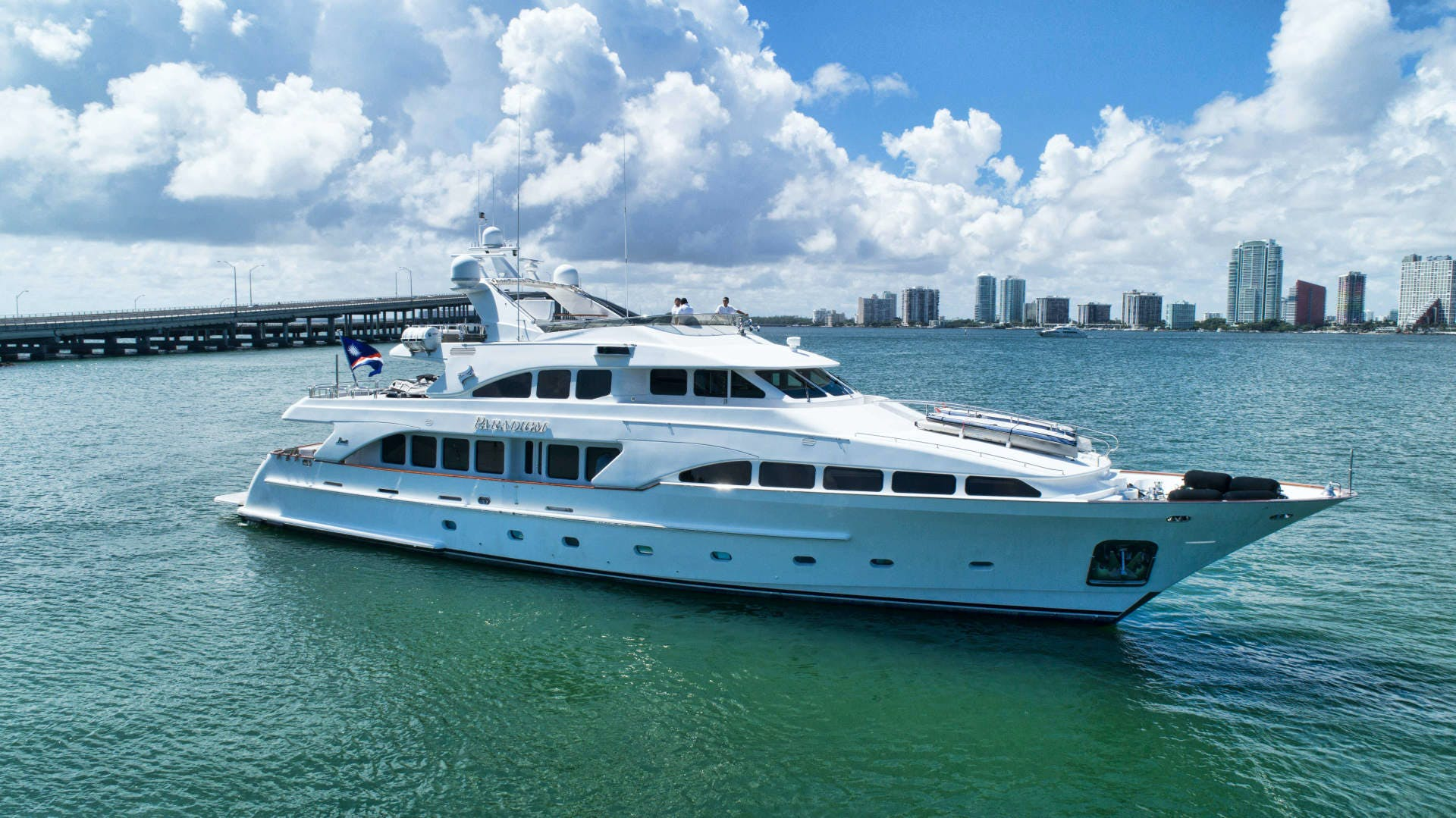 1998 Benetti 115'  PARADIGM | Picture 1 of 30