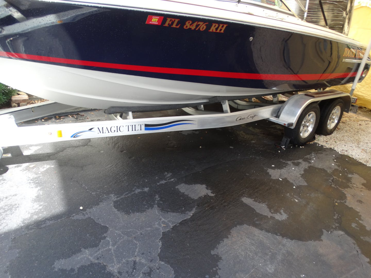 2007 Chris-Craft 22' Lancer 22 Rumble Tooth Ferry | Picture 2 of 27
