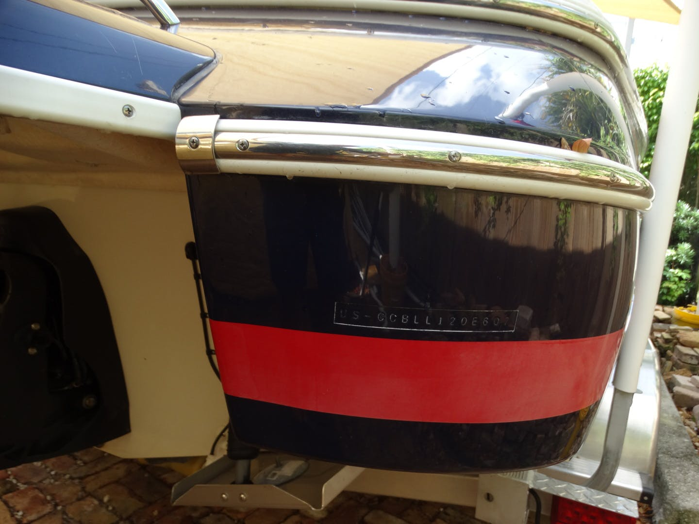 2007 Chris-Craft 22' Lancer 22 Rumble Tooth Ferry | Picture 8 of 27