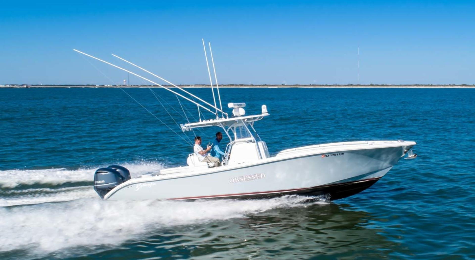 """2017 Yellowfin 32' 32 Center Console """"Obsession"""""""