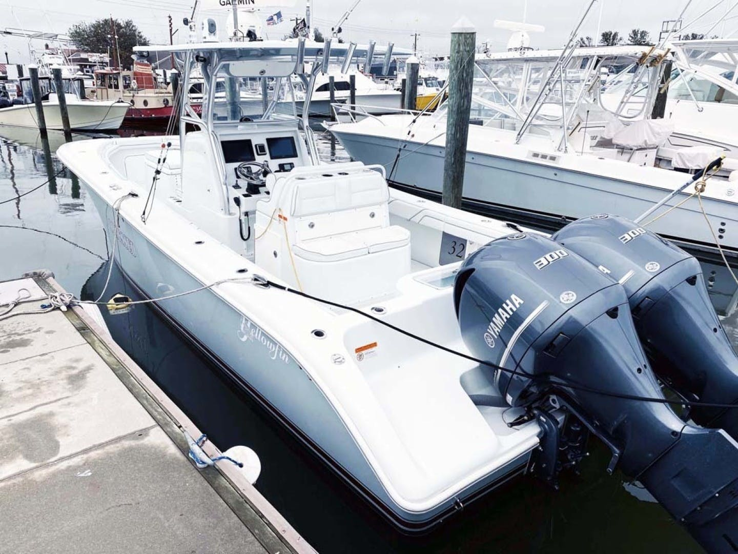 2017 Yellowfin 32' 32 Center Console Obsession | Picture 3 of 34