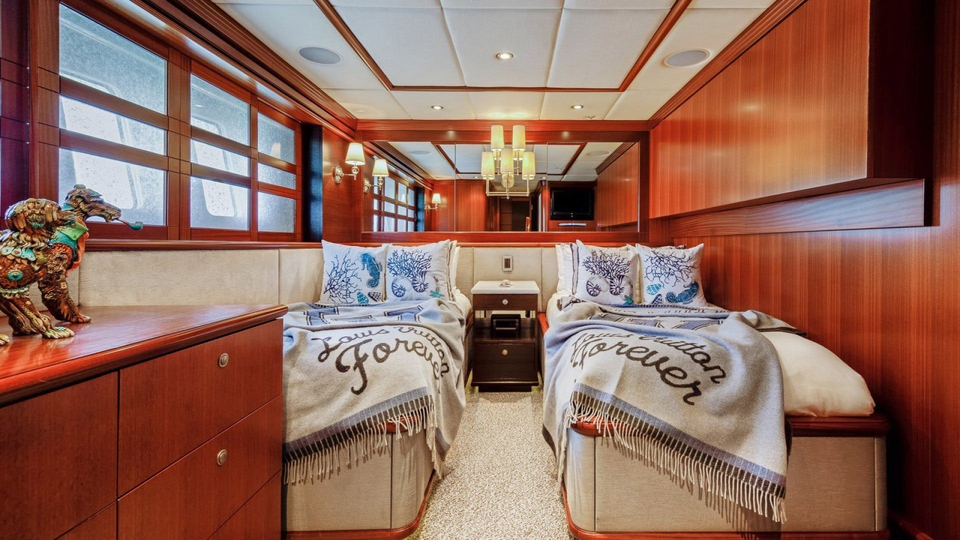 2009 Trinity Yachts 164' Tri-Deck Motor Yacht OCEAN CLUB | Picture 8 of 35