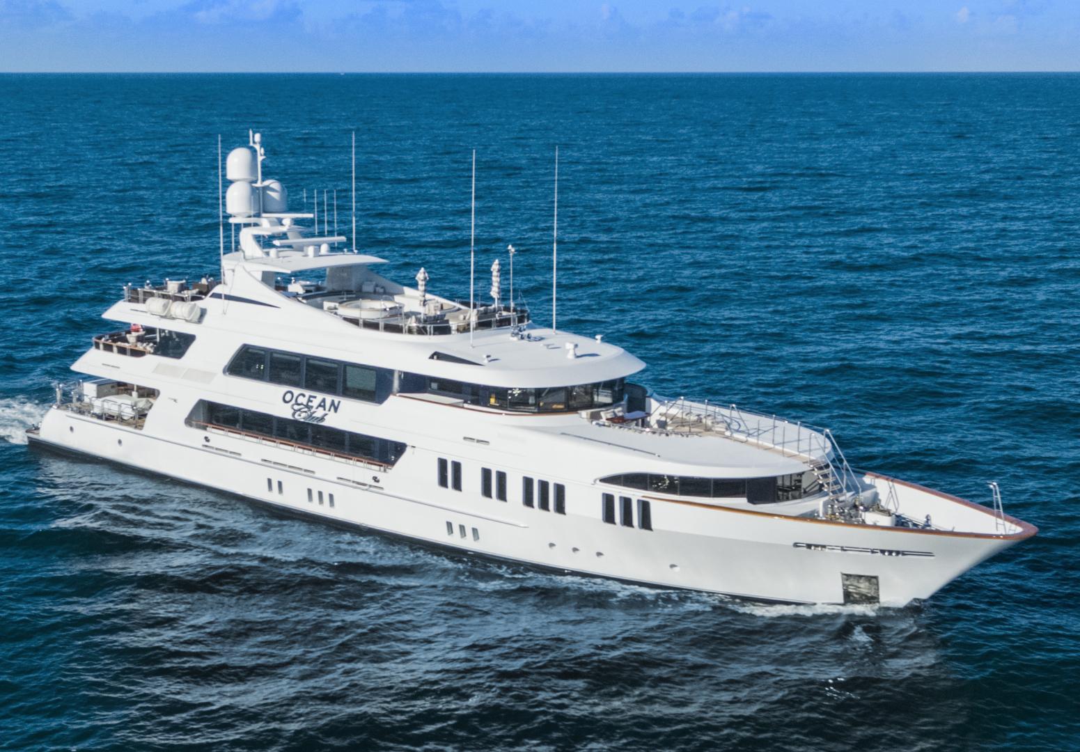 """2009 Trinity Yachts 164' Tri-Deck Motor Yacht """"OCEAN CLUB"""""""