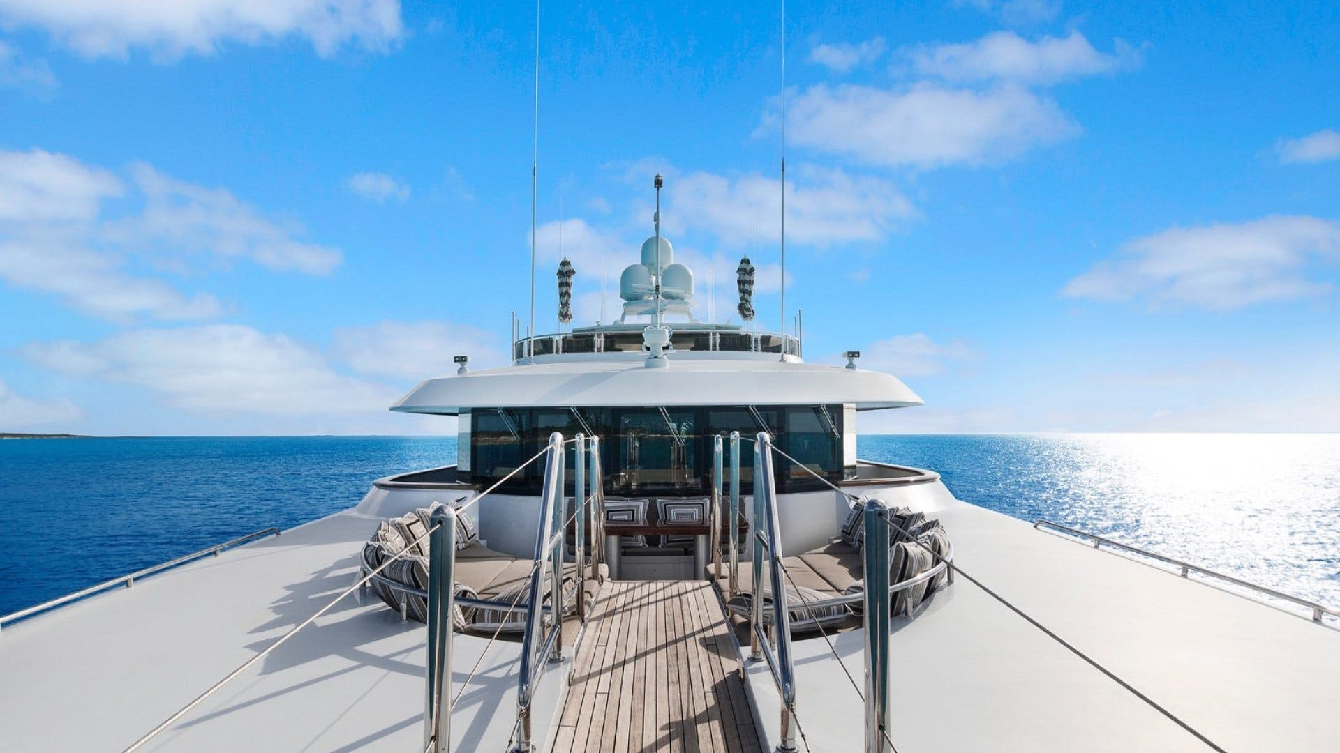 2009 Trinity Yachts 164' Tri-Deck Motor Yacht OCEAN CLUB | Picture 2 of 35