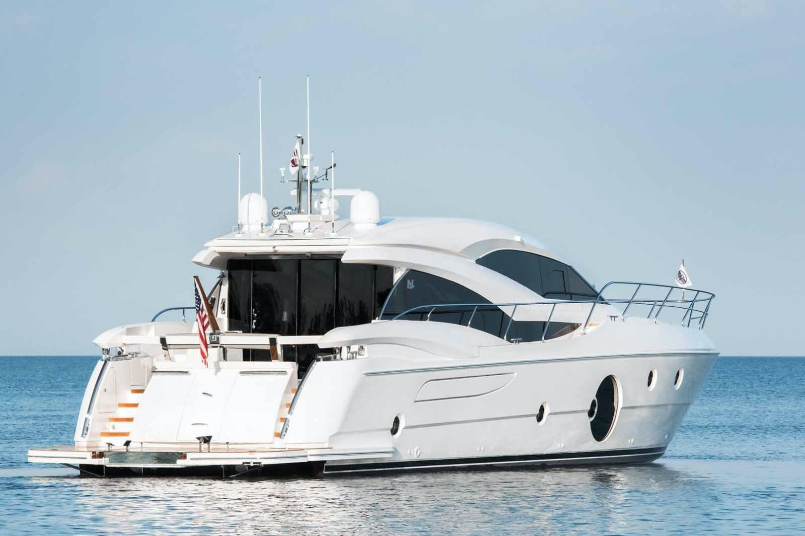 2018 Neptunus 65' Motor Yacht Express LIQUID WISDOM | Picture 1 of 90