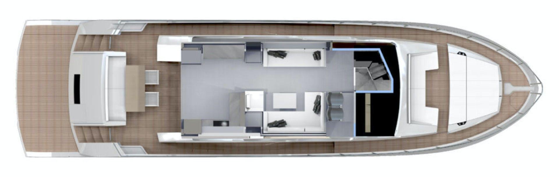 2021 Astondoa 66' 66 Flybridge  | Picture 2 of 19