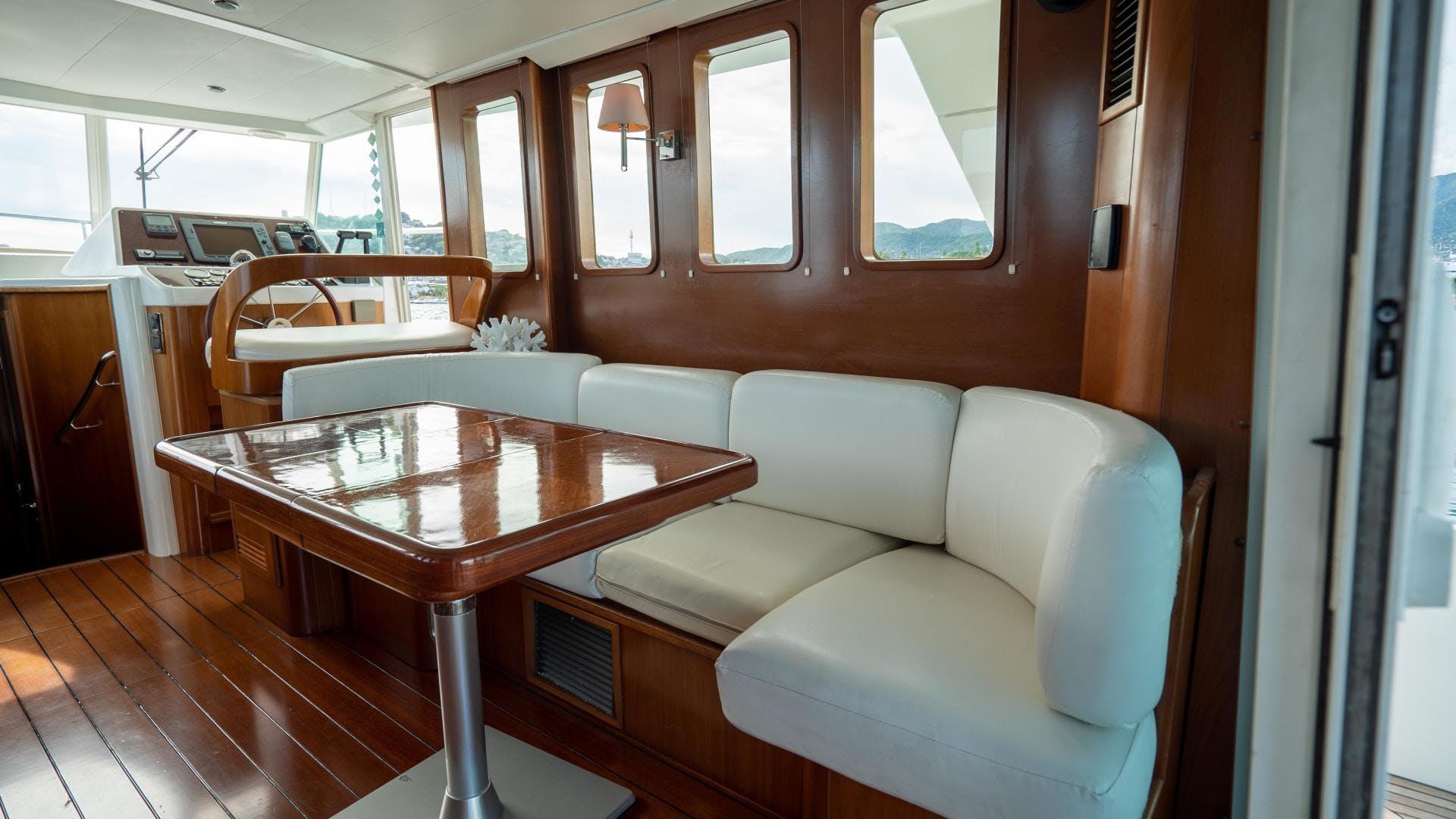 2008 Beneteau 42' Swift Trawler Amadeus | Picture 2 of 90