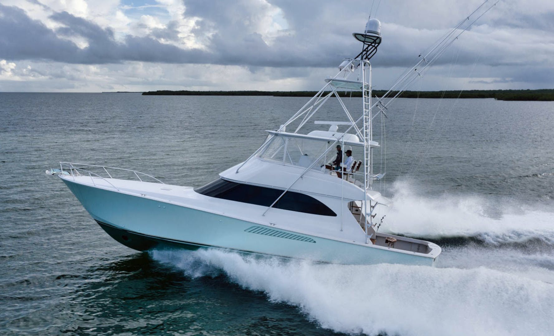 2009 Viking 60' Convertible MOLLIE K | Picture 3 of 57