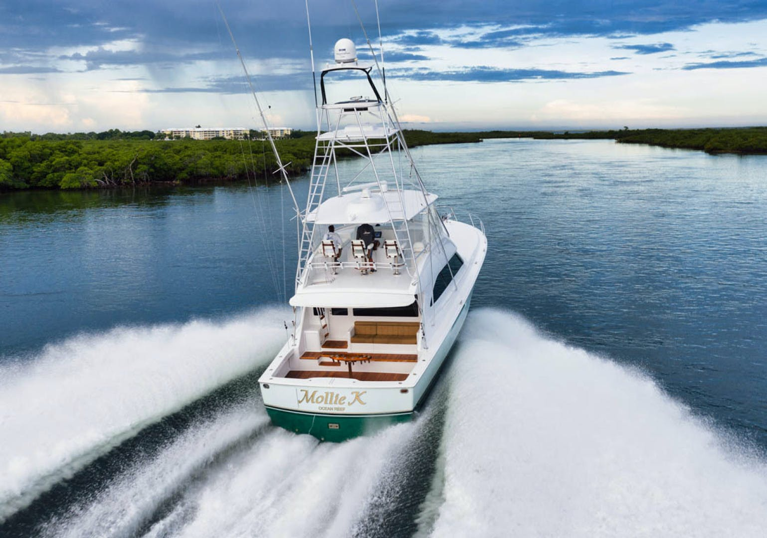 2009 Viking 60' Convertible MOLLIE K | Picture 1 of 57