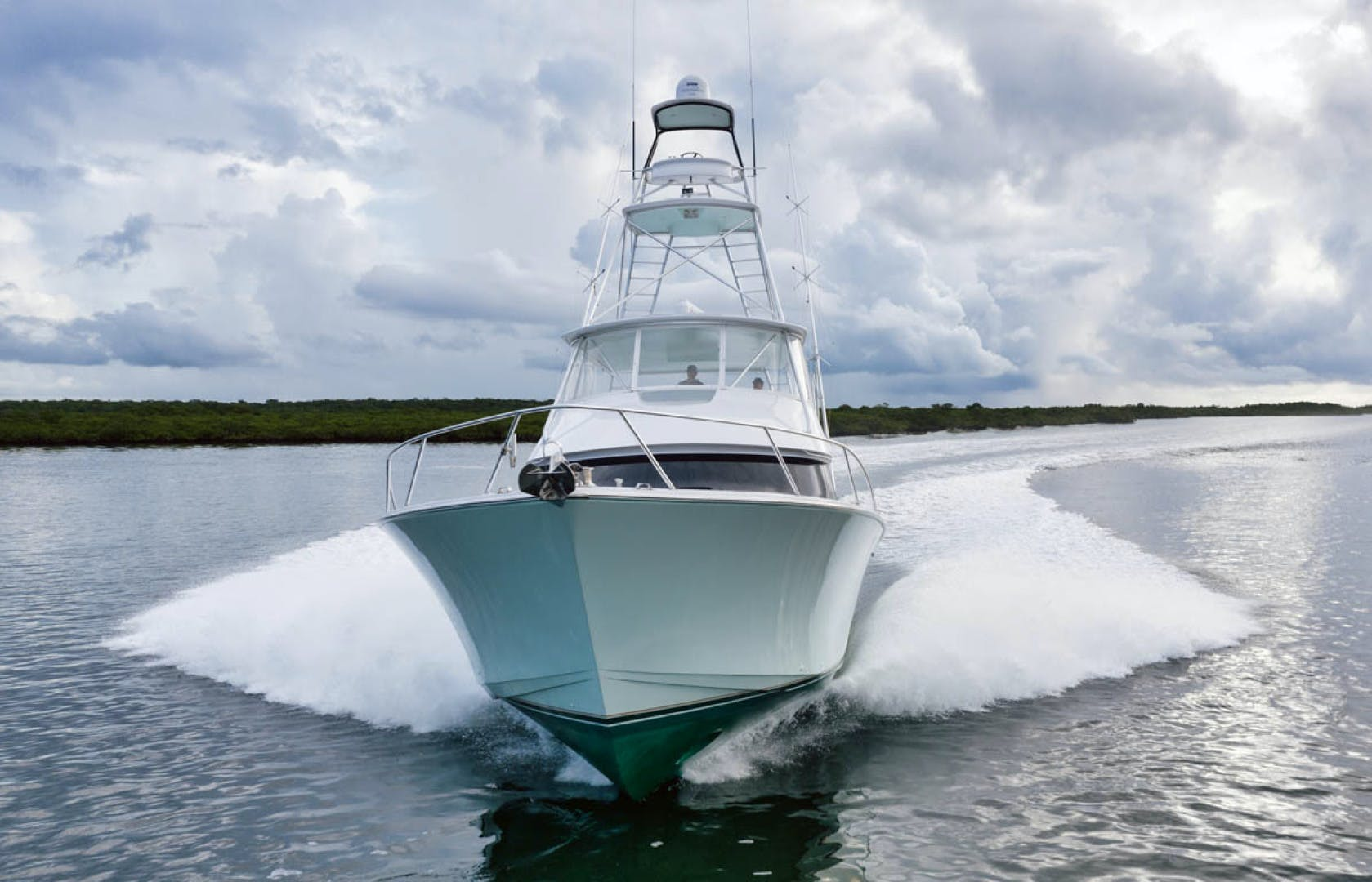2009 Viking 60' Convertible MOLLIE K | Picture 4 of 57