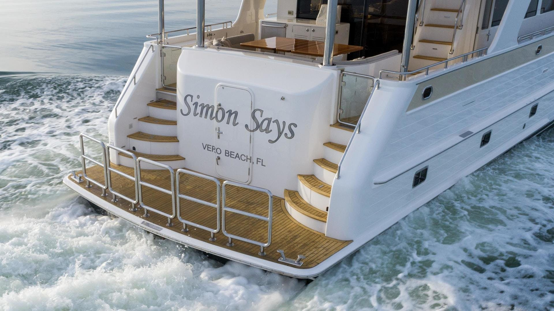 2017 Outer Reef Yachts 86' 860 DBMY Simon Says | Picture 7 of 109