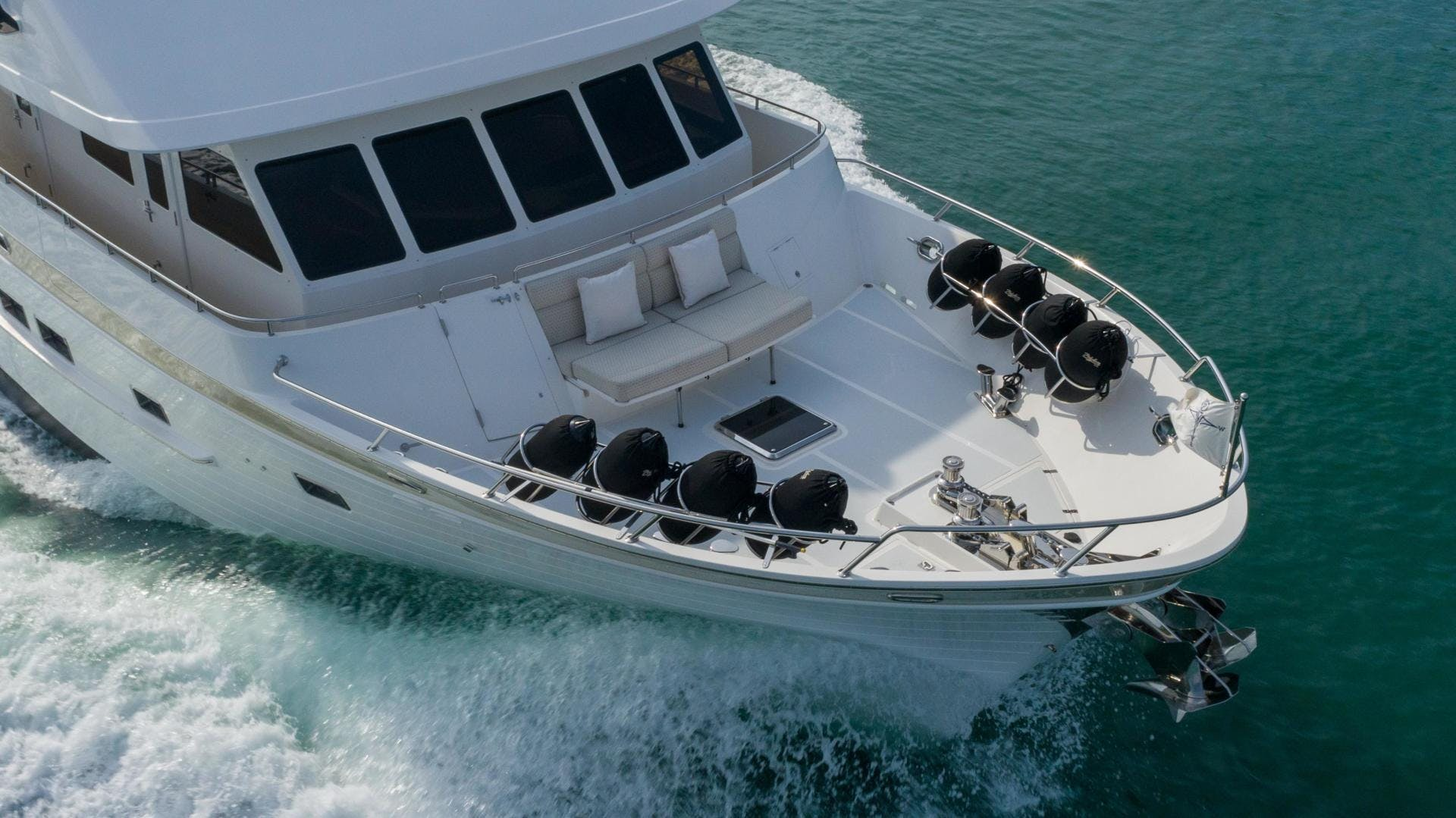 2017 Outer Reef Yachts 86' 860 DBMY Simon Says | Picture 1 of 109