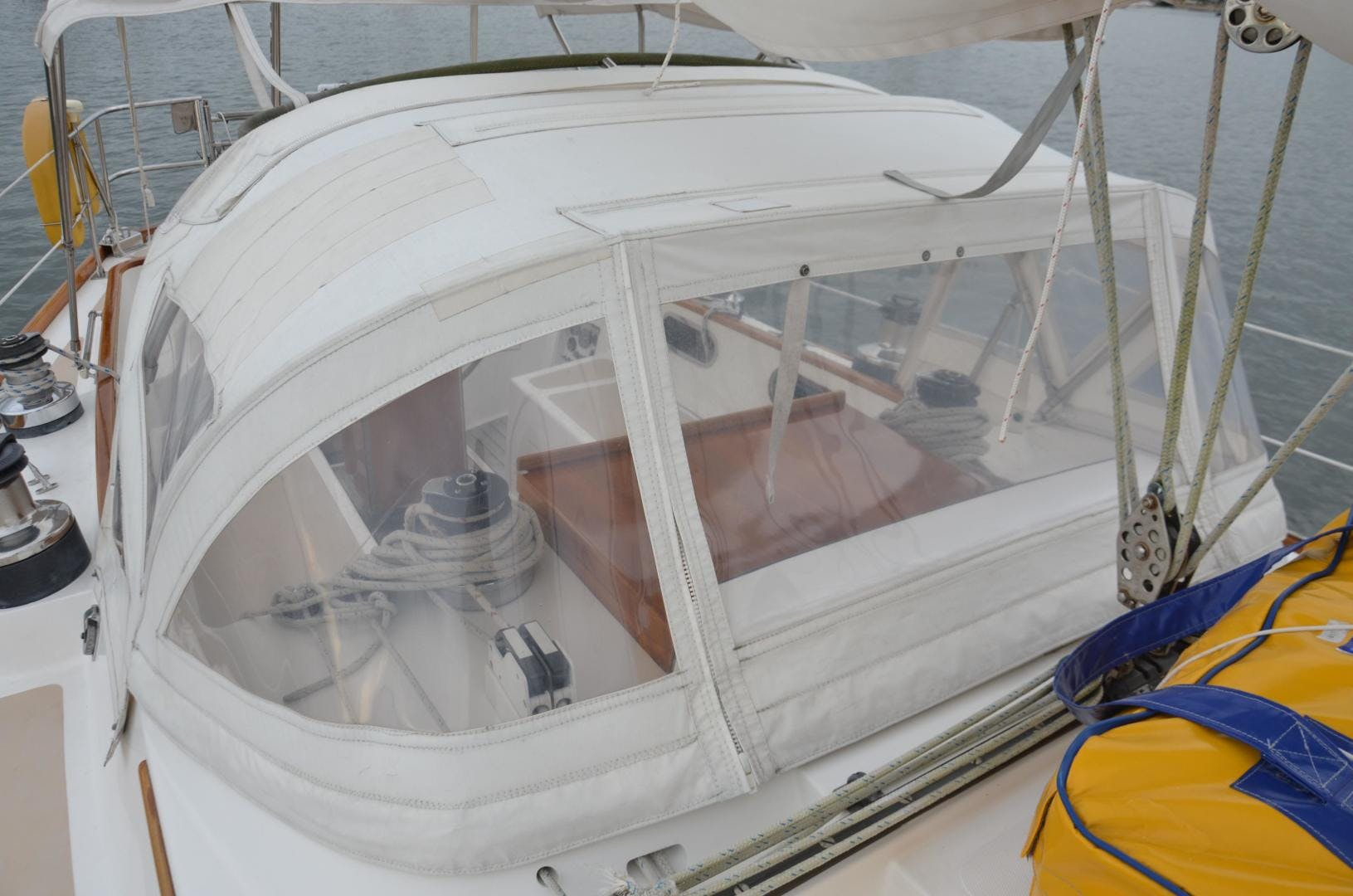 1992 Hinckley 42' Sou'Wester 42  | Picture 2 of 34