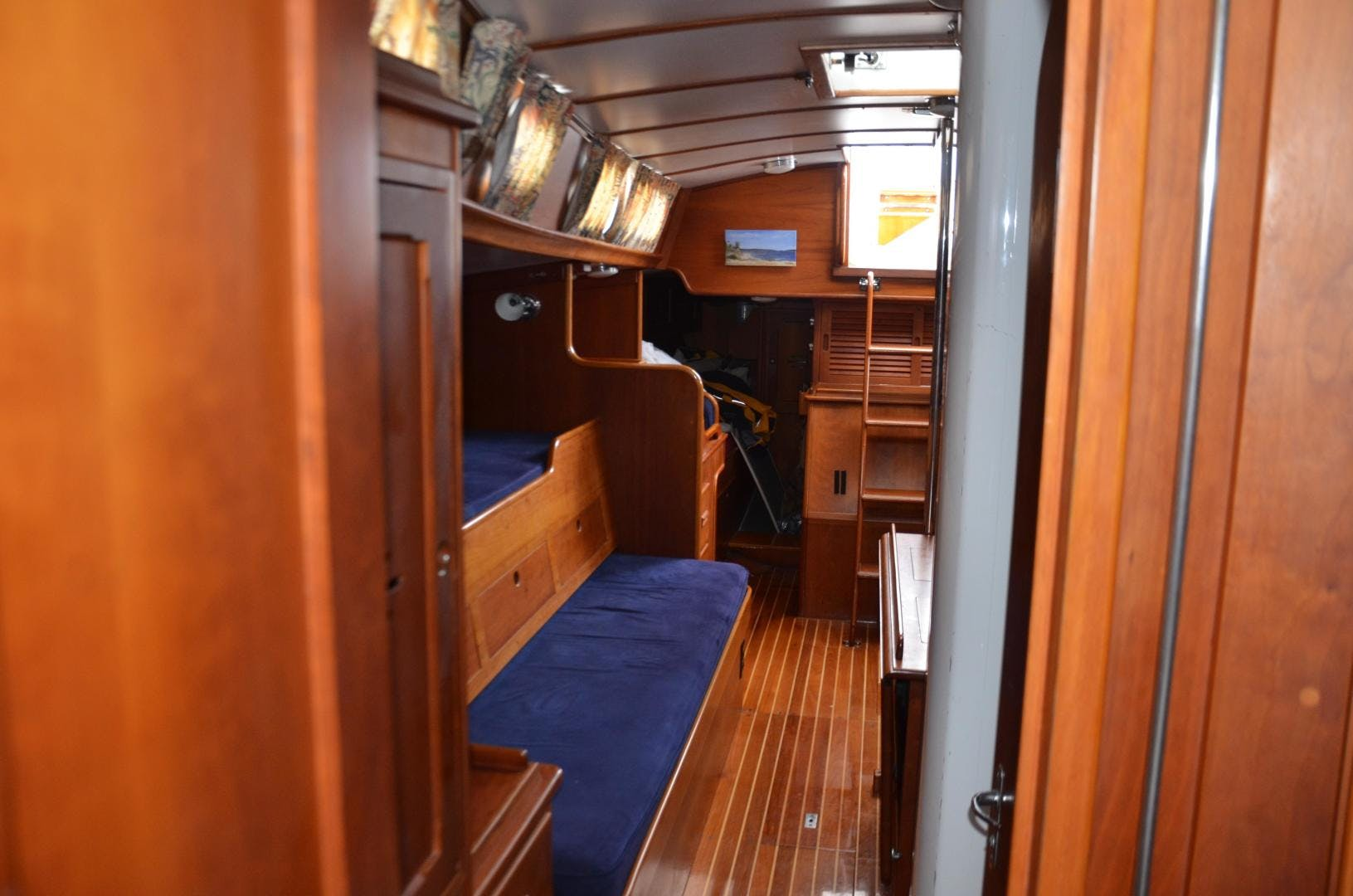 1992 Hinckley 42' Sou'Wester 42  | Picture 1 of 34