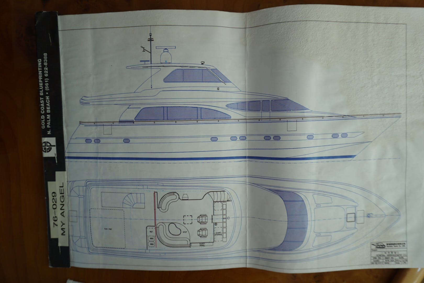 2002 Horizon 76' Enclosed Flybridge Rogue | Picture 4 of 37
