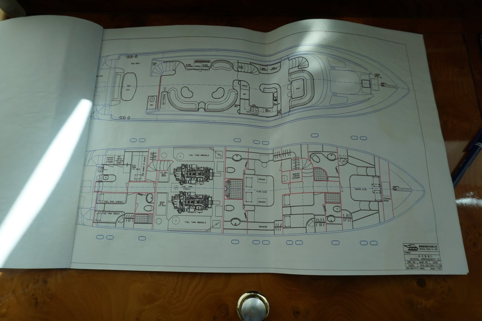 2002 Horizon 76' Enclosed Flybridge Rogue | Picture 8 of 37
