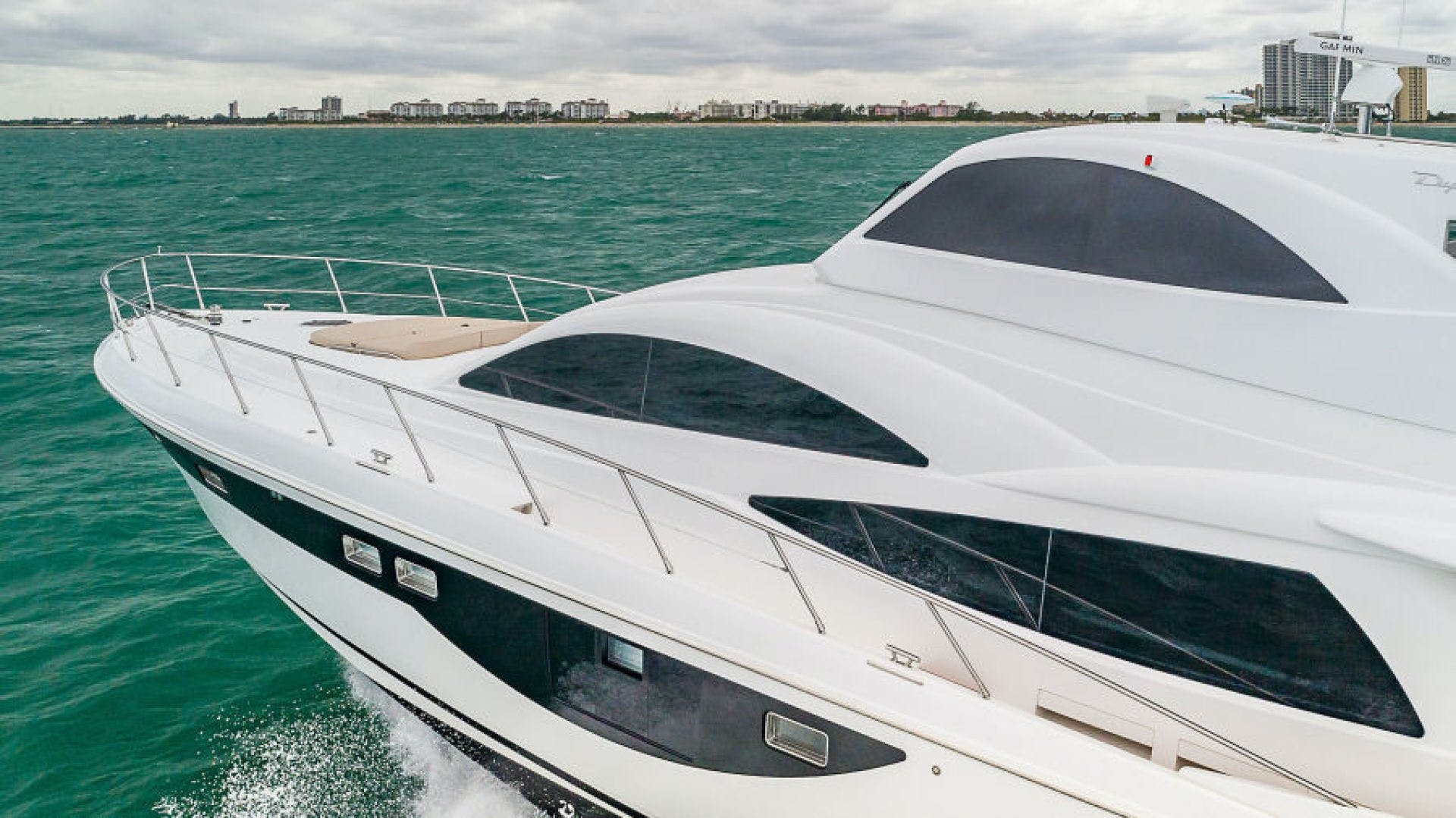 2021 Dyna Yachts 68' 68 Skylounge    Picture 6 of 46