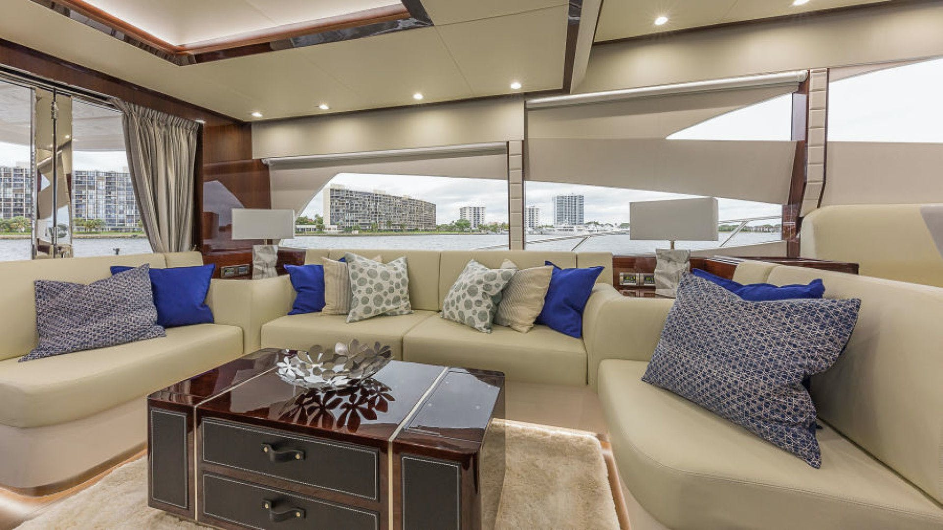 2021 Dyna Yachts 68' 68 Skylounge  | Picture 6 of 46