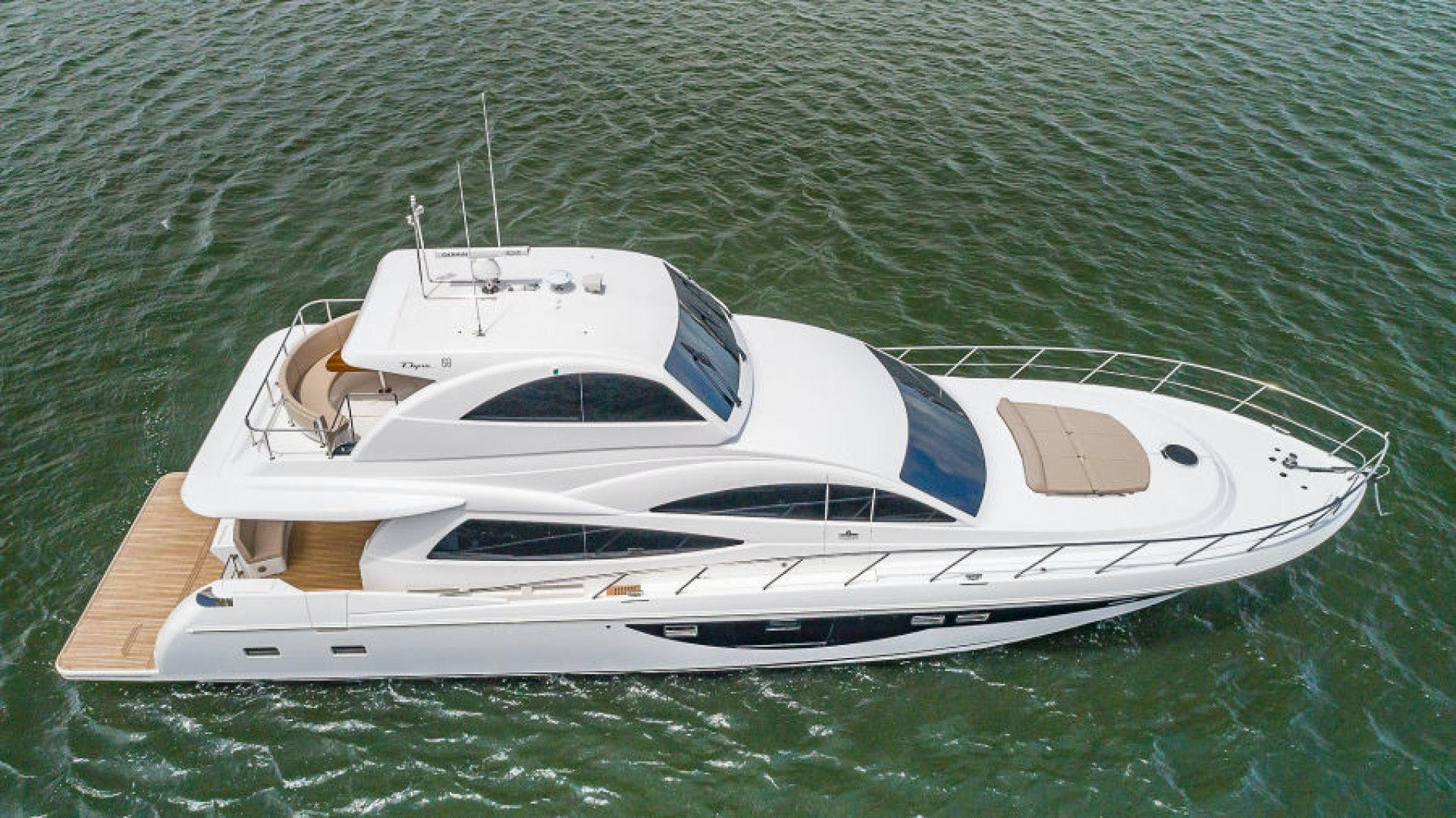 2021 Dyna Yachts 68' 68 Skylounge  | Picture 8 of 46