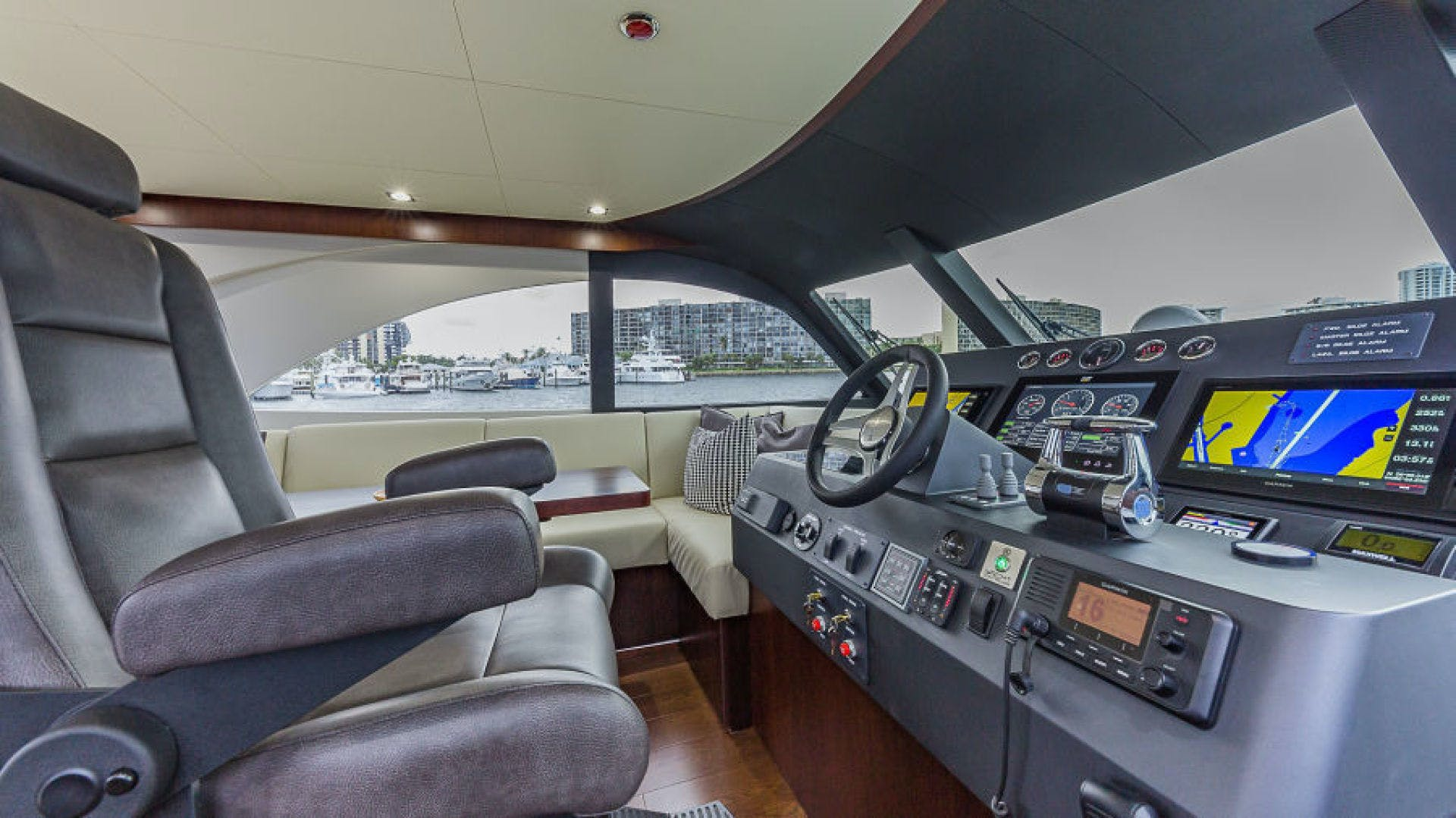 2021 Dyna Yachts 68' 68 Skylounge    Picture 8 of 46