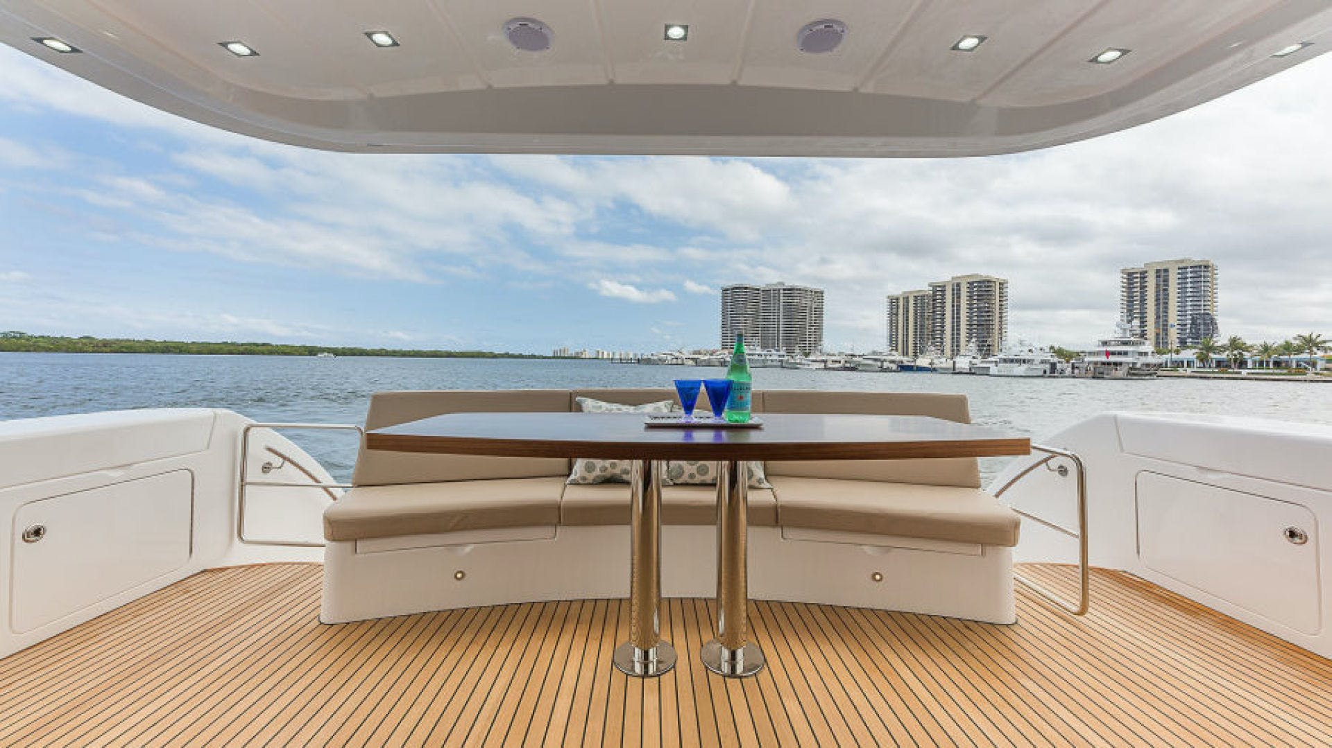 2021 Dyna Yachts 68' 68 Skylounge  | Picture 3 of 46