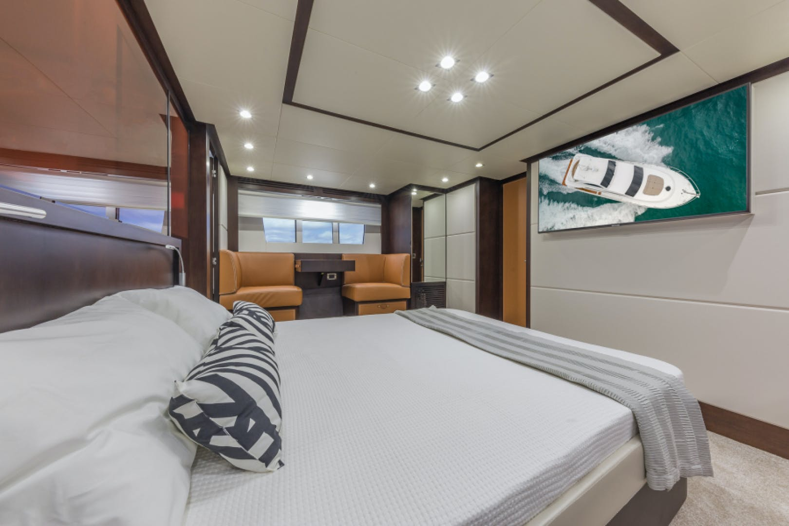 2021 Dyna Yachts 68' 68 Skylounge    Picture 7 of 46