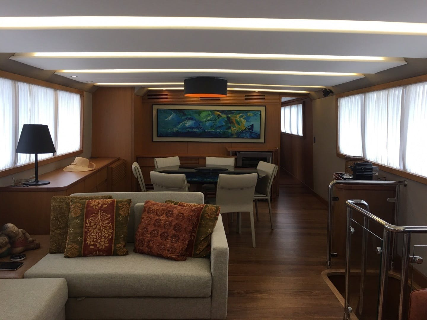 1983 Benetti 106'  Saint Germain | Picture 7 of 45