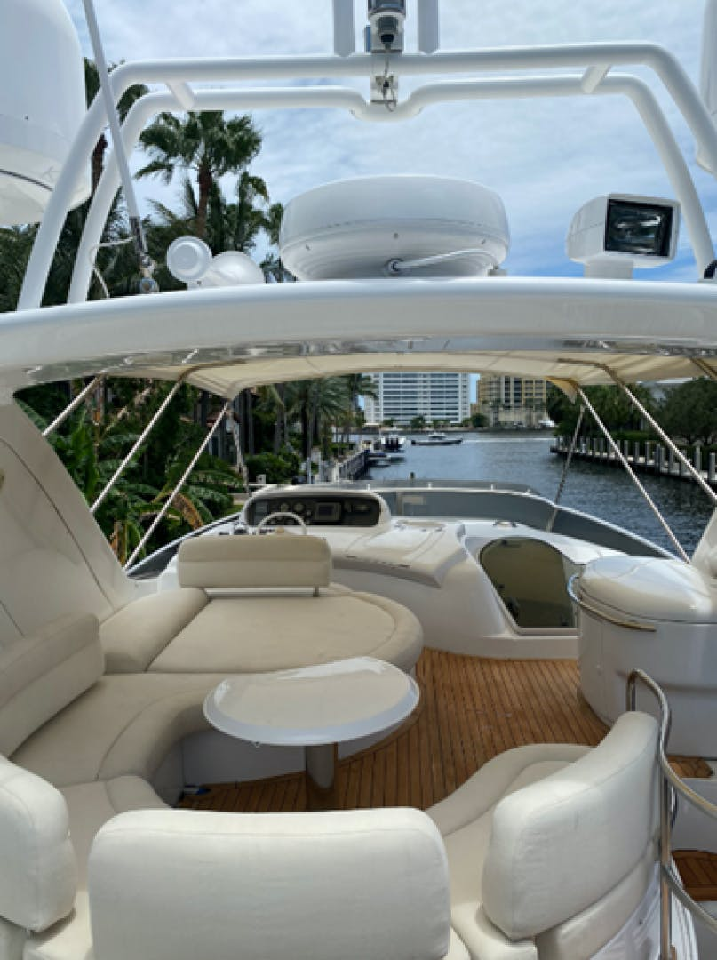 2005 Azimut 68'  EUROPA | Picture 6 of 11