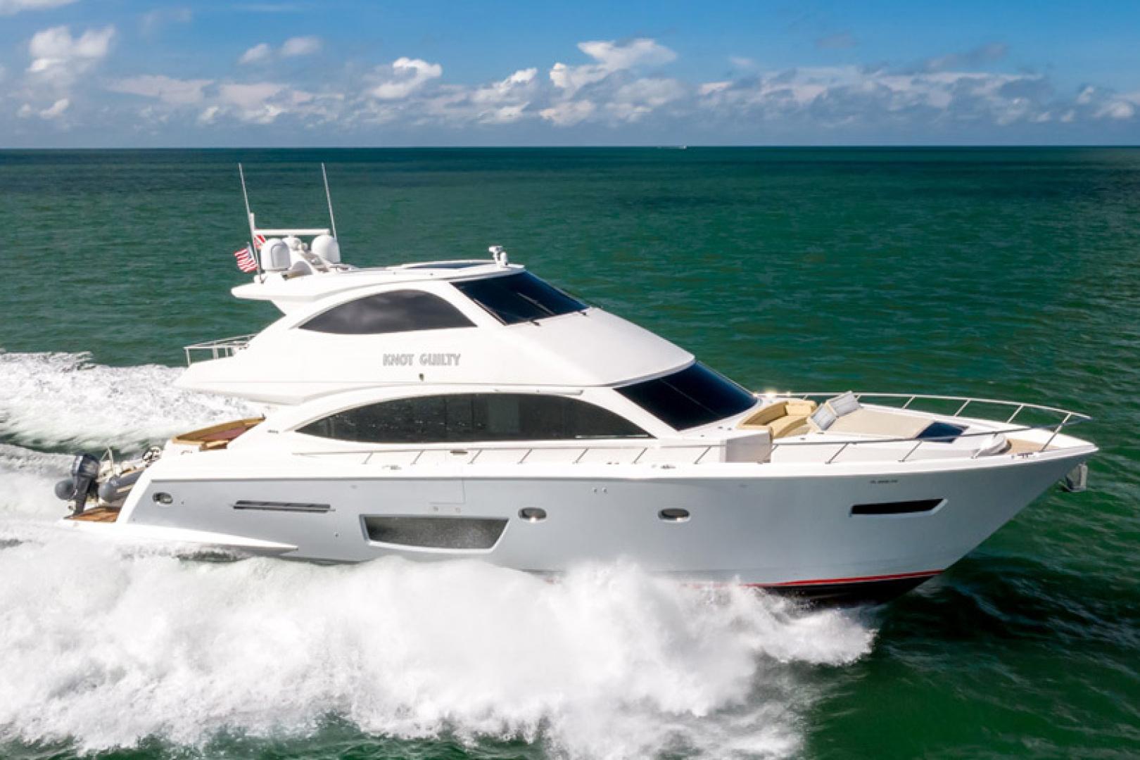 "2015 Viking 75' 75 Motor Yacht ""Knot Guilty"""