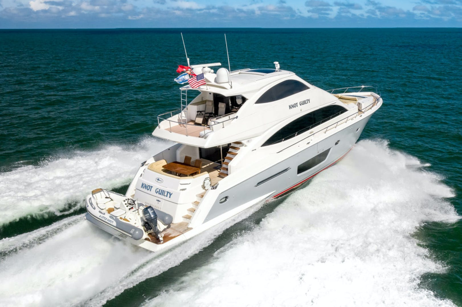 2015 Viking 75' 75 Motor Yacht Knot Guilty | Picture 2 of 98