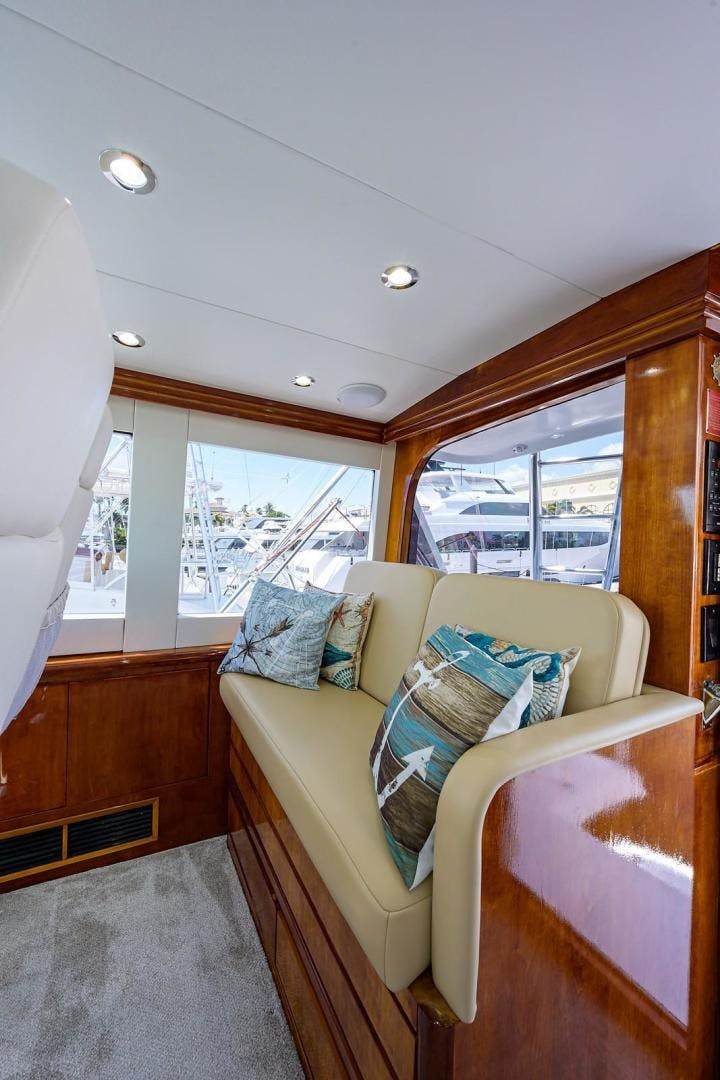 2001 Hatteras 60'  BANDIT 2 | Picture 1 of 37