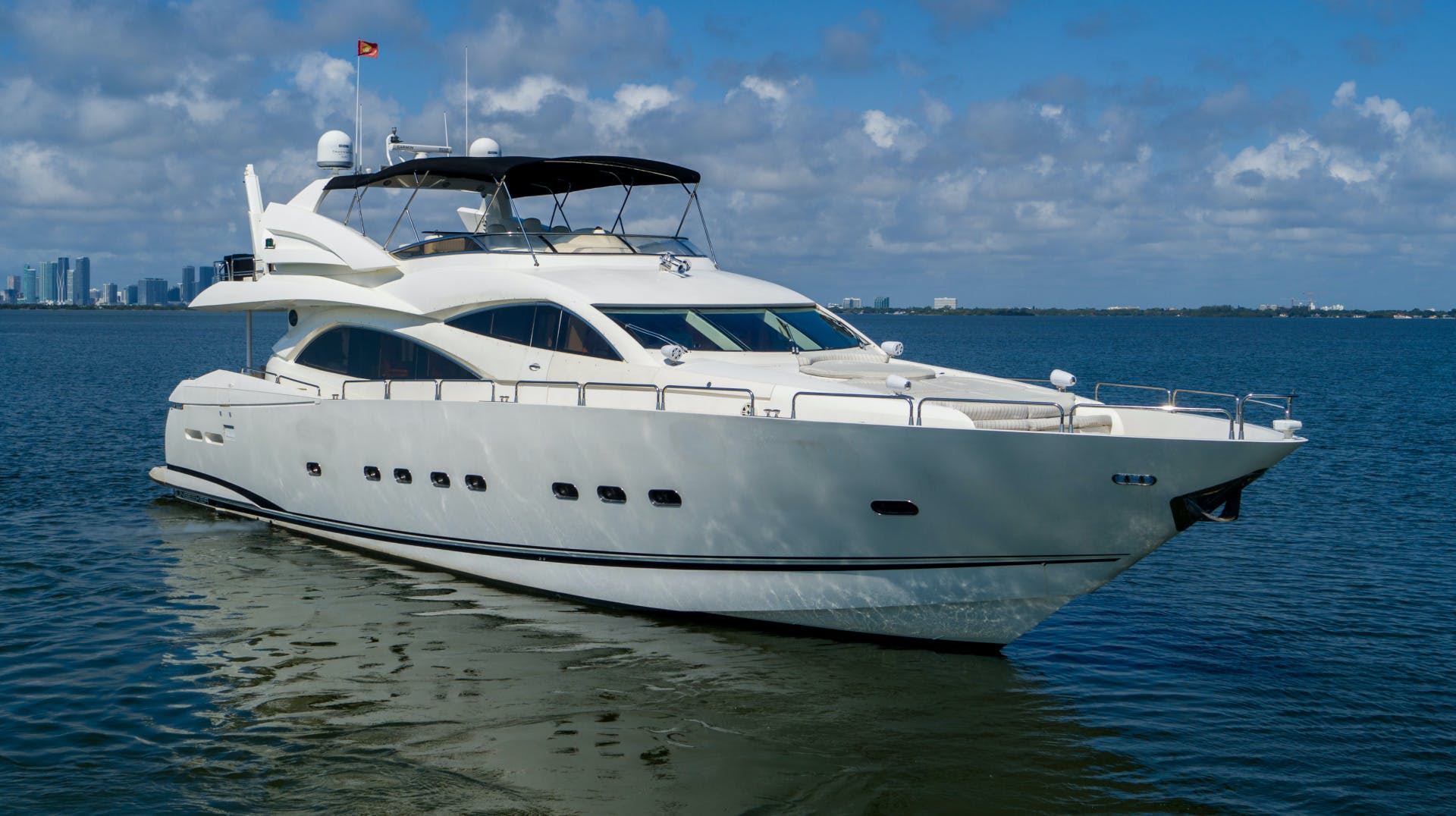 2003 Sunseeker 92' 94 Yacht SWWC | Picture 1 of 27