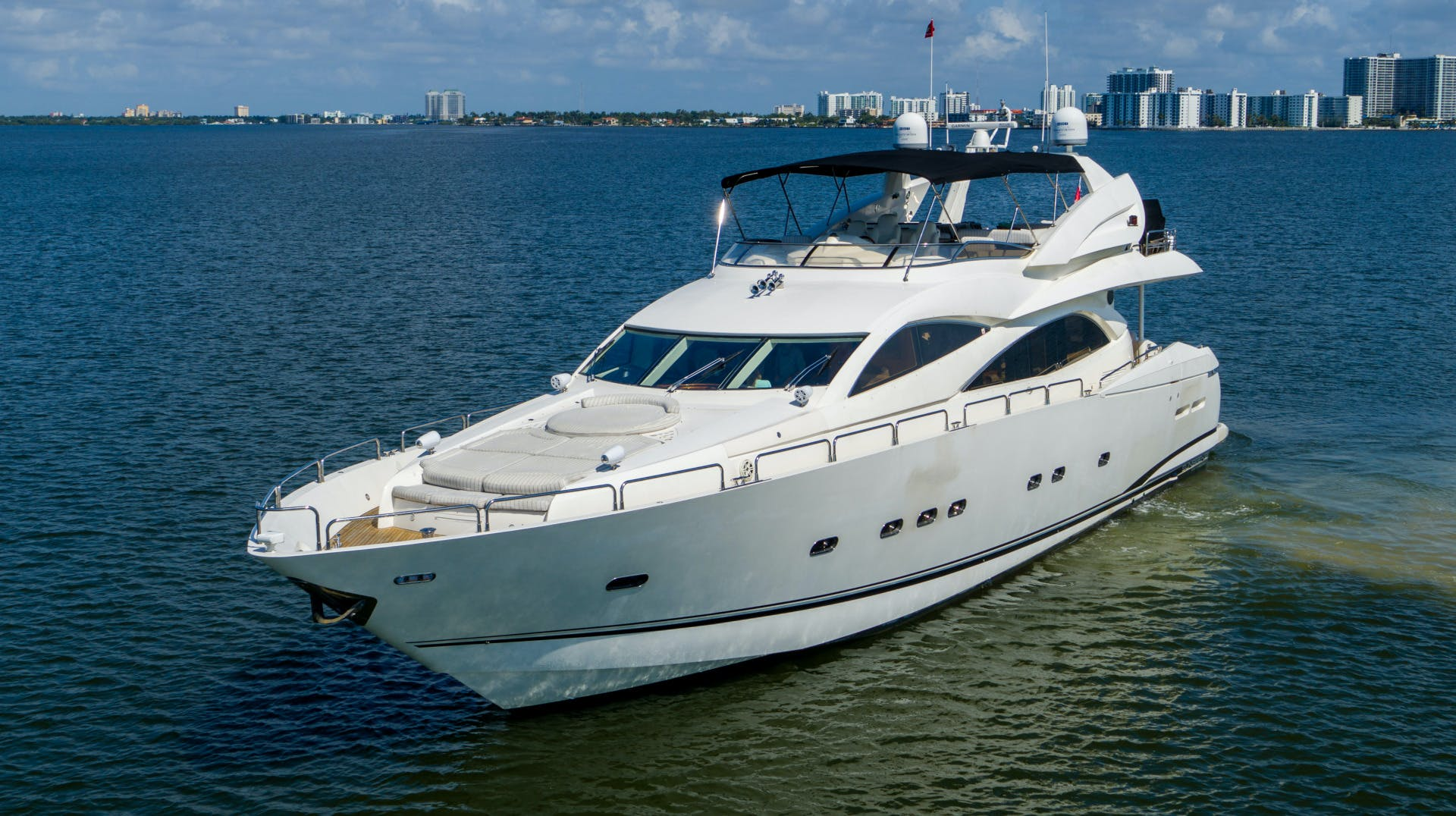 2003 Sunseeker 92' 94 Yacht SWWC | Picture 3 of 27