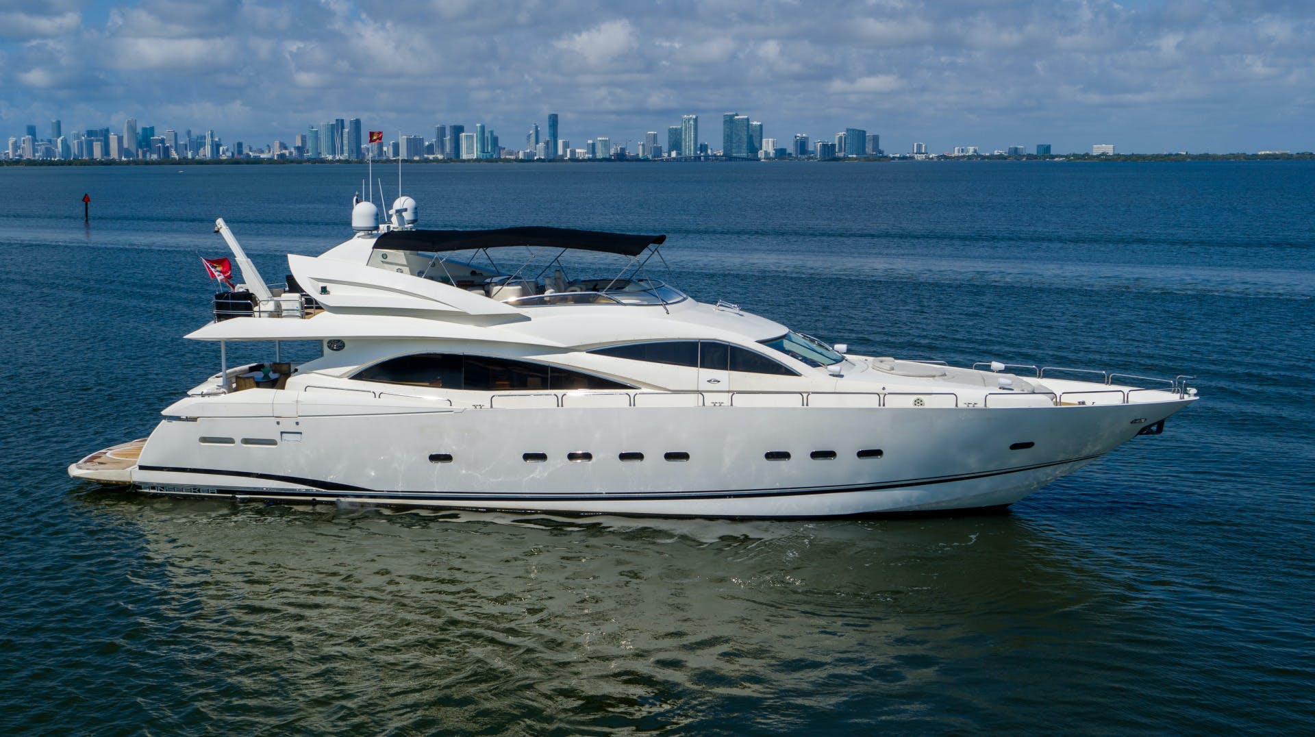 2003 Sunseeker 92' 94 Yacht SWWC | Picture 5 of 27