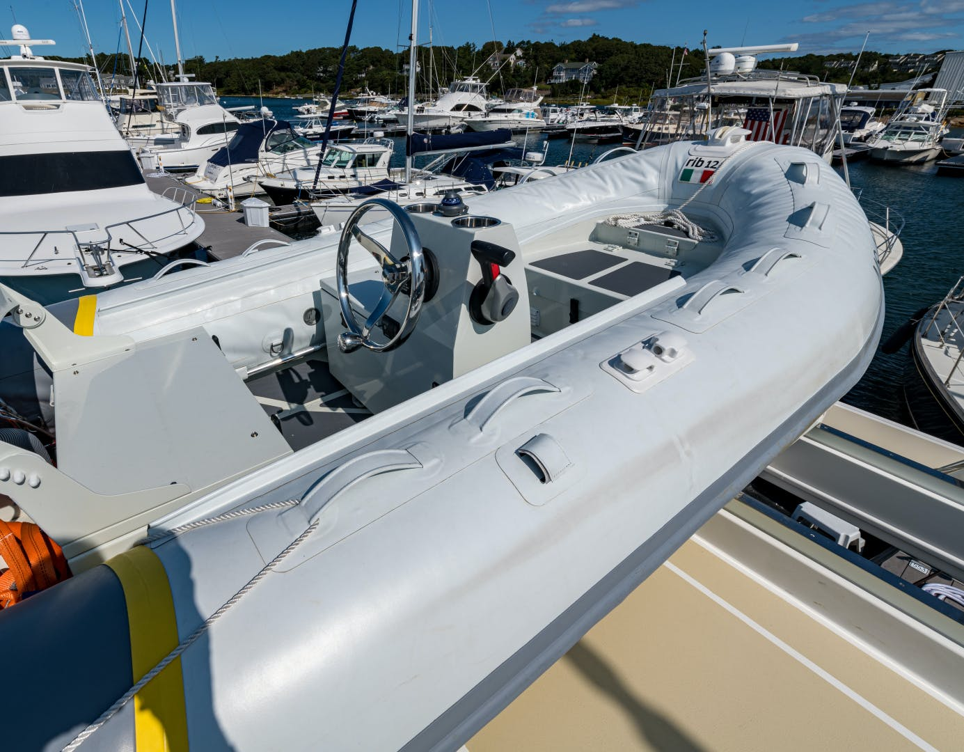 2001 Grand Banks 52' Europa 52 Pour Vous   Picture 8 of 33