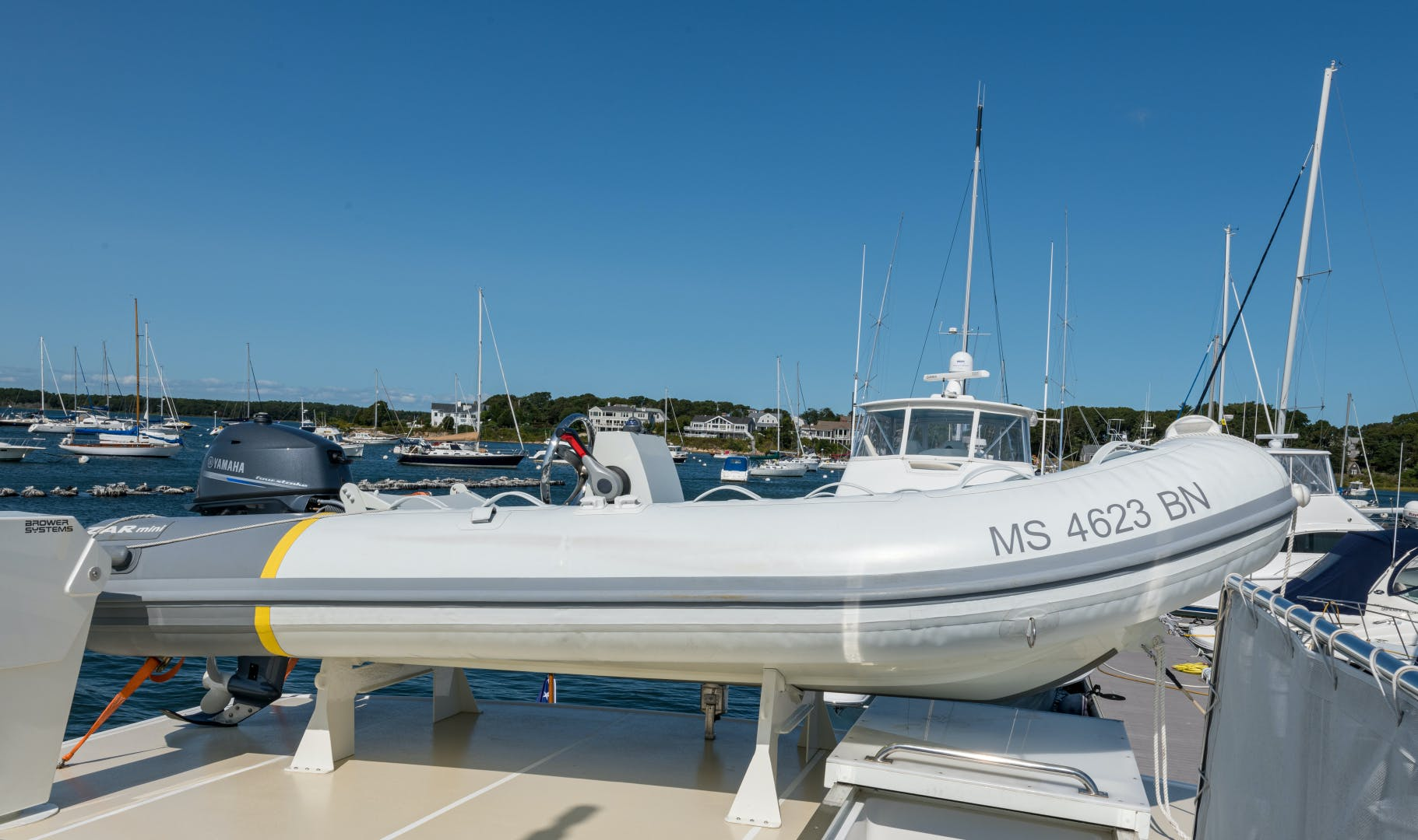 2001 Grand Banks 52' Europa 52 Pour Vous   Picture 7 of 33